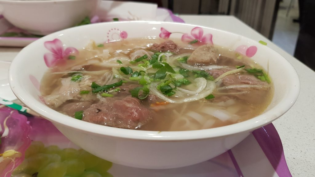 Pho Ha Noi Special Beef Combination Side