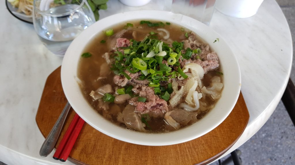 Pho Mo Special Combination Beef