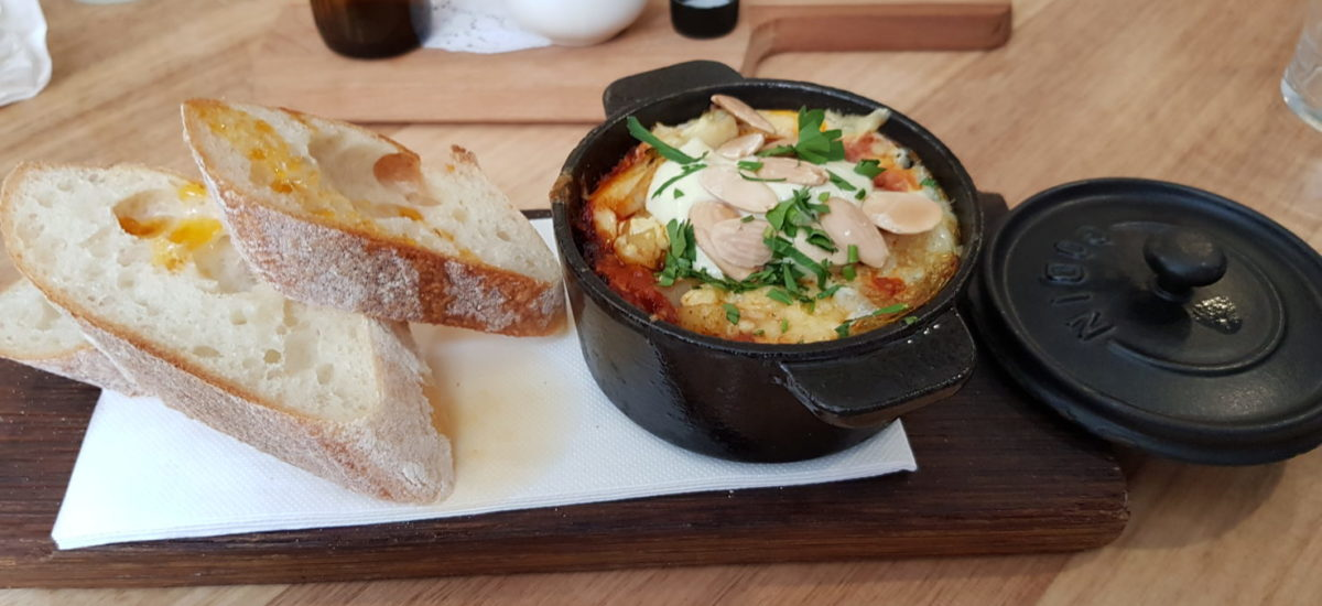 Hardware Societe Baked Eggs